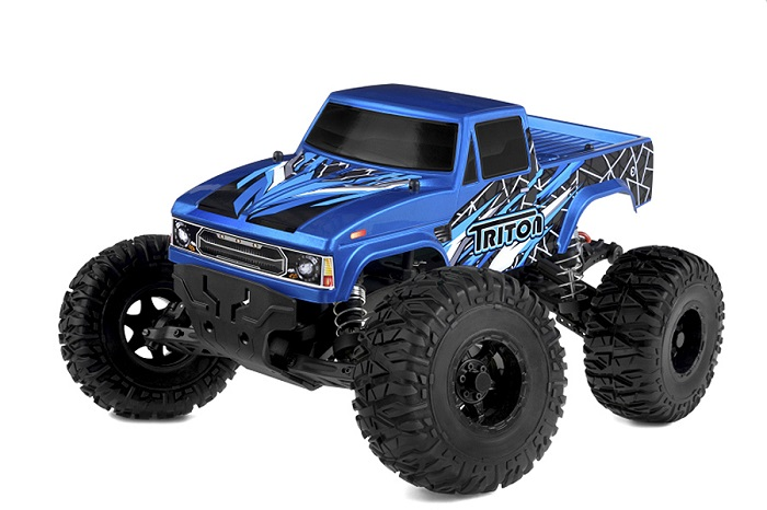 CORALLY TRITON SP RC MONSTER TRUCK 1/10 BRUSHED RTR