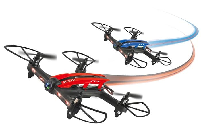 FTX SKYFLASH RACING DRONE SET WITH GOGGLES