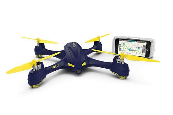 HUBSAN X4 STAR PRO H507A - DRONES WITH GPS, WIFI DRONE